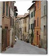 Italy Streets Canvas Print
