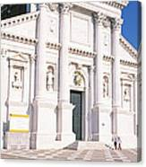 Italy, Venice, San Giorgio Canvas Print