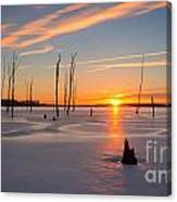 Its A New Day Canvas Print