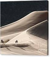 It's All Uphill Canvas Print