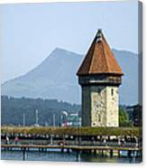 It's Lucerne Canvas Print