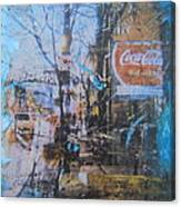 Its The Real Thing On James Street Canvas Print
