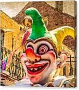 I've Never Liked Clowns Canvas Print