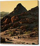 Iwanna Rock Canvas Print