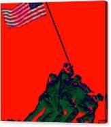 Iwo Jima 20130210p65 Canvas Print