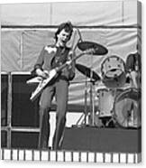 J. Geils At Day On The Green 1976 Canvas Print