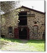 Jack London Sherry Barn 5d22070 Canvas Print