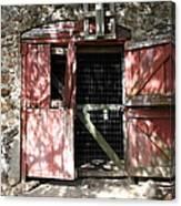 Jack London Sherry Barn 5d22084 Canvas Print