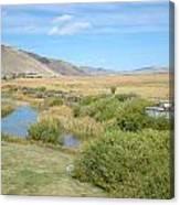 Jackson Hole Wyoming Canvas Print