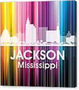 Jackson Ms 2 Canvas Print