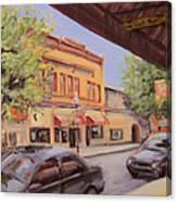 Jackson Street Canvas Print