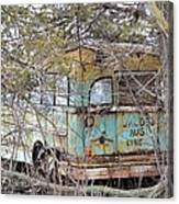 Jacob's Bus Canvas Print