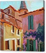 Jacques House Canvas Print