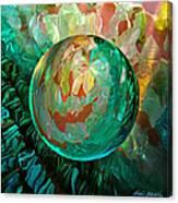 Jaded Jewels Canvas Print