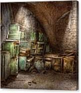 Jail - Eastern State Penitentiary - Cabinet Members  Canvas Print