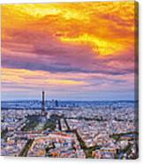 J'aime Paris Canvas Print