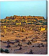 Jaisalmer Canvas Print