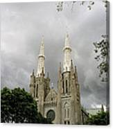 Jakarta Cathedral Indonesia Canvas Print