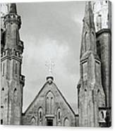 Jakarta Cathedral  Canvas Print