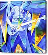 Jake Cinninger Canvas Print