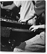 Jam Band Canvas Print