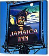 Jamaica Inn On Bodmin Moor Canvas Print
