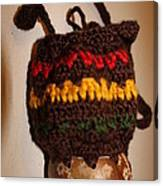Jamaican Coconut And Crochet Shoulder Bag Canvas Print