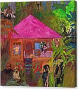 Jamaican Holiday Canvas Print