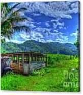 Jamaican Sky Canvas Print