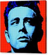 James Dean 005 Canvas Print