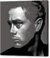 James Dean Roy Schatt Photo New York City 1954-2013 Canvas Print