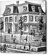 James Holly Residence Canvas Print