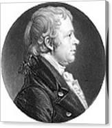 James Mchenry (1753-1816) Canvas Print
