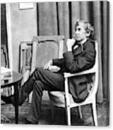 James Whistler (1834-1903) Canvas Print