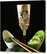 Japanese Fine Dining Canvas Print