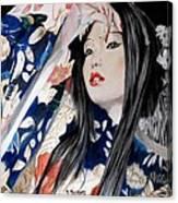 Japanese Canvas Print