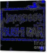 Japanese Sushi Bar # 57 Canvas Print