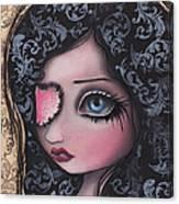 Jaqueline Canvas Print