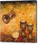 Jazz ... Canvas Print