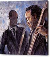 Jazz 02 Canvas Print