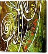 Jazz 1 Canvas Print
