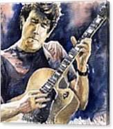 Jazz Rock John Mayer 06 Canvas Print