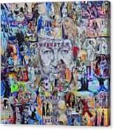 Jcs Il Sistina Canvas Print