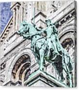 Jeanne D'arc Canvas Print