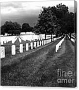 Jefferson Barracks National Cemetery Canvas Print