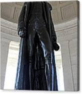 Jefferson Memorial2 Canvas Print