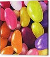 Jelly Beans Canvas Print