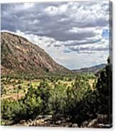 Jemez Mountain Valley Canvas Print