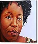 Jemina Canvas Print