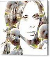 Jennifer Love Hewitt Canvas Print